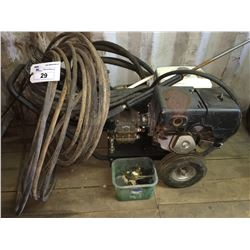 HONDA 11.0 GAS POWERED PRESSURE WASHER WITH HOSE LINE