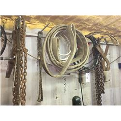 ASSTD LIFT CHAINS, LIFT LINES, ETC...