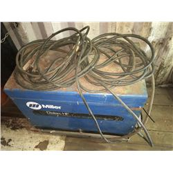 MILLER DIAL ARC HF ARC WELDING MACHINE