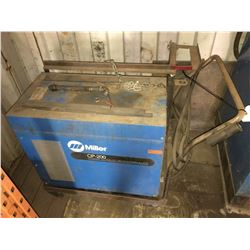 MILLER CP-200 CONSTANT VOLTAGE ARC WELDING MACHINE