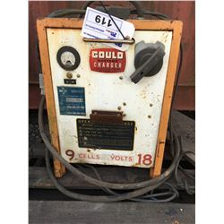 GOULD BATTERY CHARGER