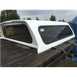WHITE CANOPY FITS FORD F-150 SHORT BOX