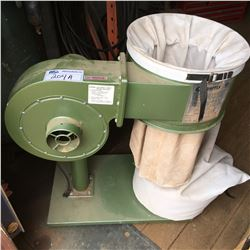 CRAFTEX SHOP DUST COLLECTOR