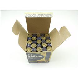 "IMPERIAL 410 GAUGE 2 1/2"" SHOTGUN SHELLS"
