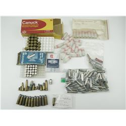 COLLECTIBLE AMMO, BLANKS, BRASS ASSORTED