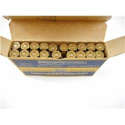 CIL .25-35 SOFT POINT HIGH VELOCITY AMMO