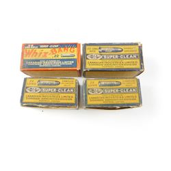 22 LONG RIFLE AMMO, CIL, WHIZ BANG