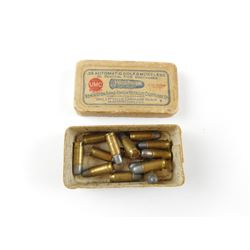 UMC .25 AUTOMATIC COLT SMOKELESS AMMO