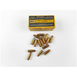 DOMINION .25 COLT AUTOMATIC AMMO