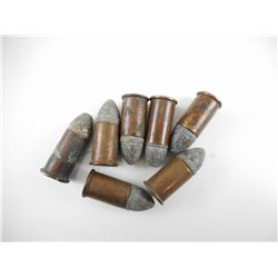 54 CAL AMMO (POSSIBLE 56-50 RIM FIRE)
