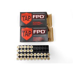 HORNADY TAP FPD 308 WIN. AMMO
