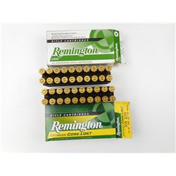 REMINGTON 308 WIN. AMMO, ASSORTED