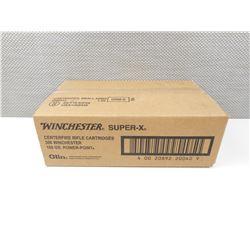 WINCHESTER SUPER-X 308 WINCHESTER AMMO