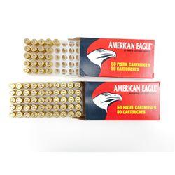 AMERICAN EAGLE 45 AUTOMATIC PISTOL AMMO