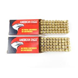AMERICAN EAGLE 9MM LUGER AMMO
