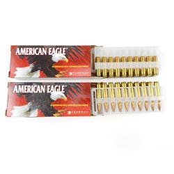 AMERICAN EAGLE .223 REM AMMO