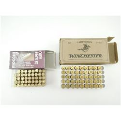 44 SPECIAL, 38 SUPER AUTO ASSORTED AMMO