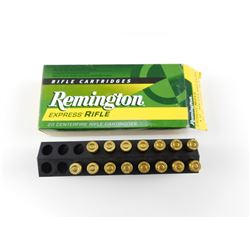 REMINGTON EXPRESS 17 REM AMMO