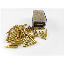17 HMR ASSORTED AMMO