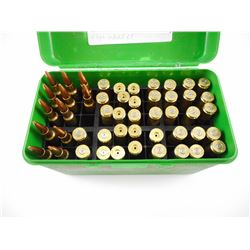 300 WBY MAG AMMO, BRASS
