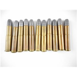 43 MAUSER AMMO ASSORTED