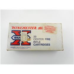 WINCHESTER 32 WIN SPECIAL AMMO
