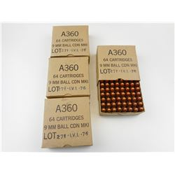 A360 9MM BALL CDN MKI AMMO