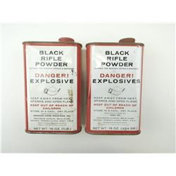 BLACK RIFLE POWDER