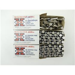 WINCHESTER 38 SPECIAL AMMO