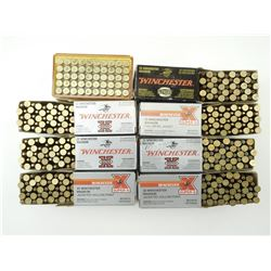 22 WIN MAG ASSORTED AMMO