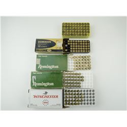 32 AUTO RELOADED AMMO, 32 S & W, 25 AUTO RELOADED AMMO