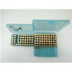 45 AUTO RELOADED AMMO, BRASS