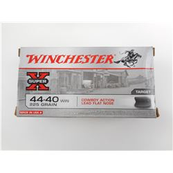 WINCHESTER 44-40 COWBOY ACTION AMMO