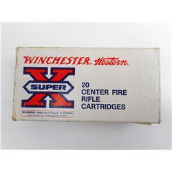 WINCHESTER/WESTERN 250 SAVAGE