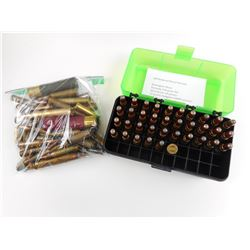 308 REDUCED RECOIL AMMO, ASSORTED AMMO