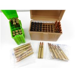 30-06 ASSORTED RELOADED AMMO