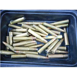 30-30 WIN AMMO, BRASS CASES