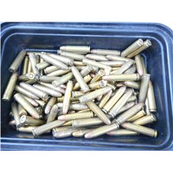 .30 M1 CARBINE FMJ, COMMERCIAL AND MILITARY AMMO