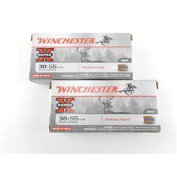 WINCHESTER SX 38-55 AMMO