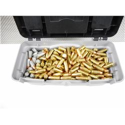 9MM LUGER ASSORTED AMMO