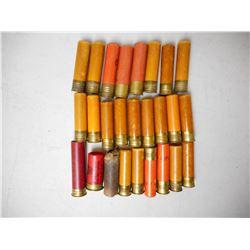 28 GAUGE/24 GA, 12 GA FLARE SHOT SHELLS