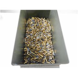 22 LR AMMO ASSORTED, IN METAL AMMO TIN