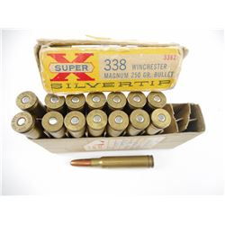 338 WIN MAG RELOADED AMMO