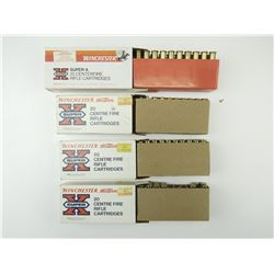WINCEHSTER 30-30 WIN ASSORTED AMMO