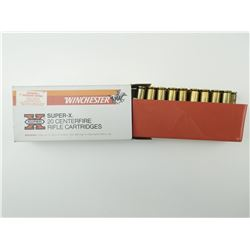 307 WINCHESTER FACTORY AMMO