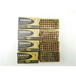 CANUCK 22 LONG RIFLE AMMO