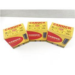 "CANUCK 10 GAUGE 2 3/4"" SHOTSHELLS"