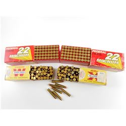 22 MAGNUM RIM FIRE ASSORTED AMMO