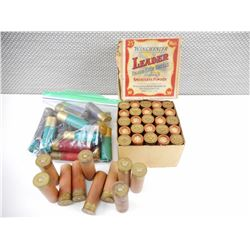 16 GAUGE ASSORTED SHOT GUN SHELLS