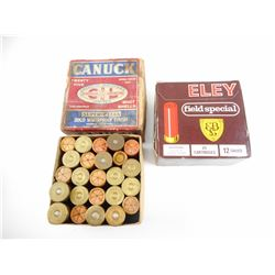 12 GAUGE ASSORTED SHOTSHELLS